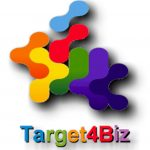 logo_target4biz_ agência de marketing digital Setubal - Lisboa - Portugal